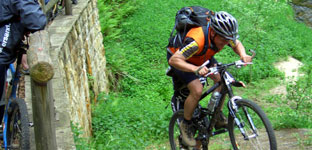 Mountainbike Tagestour